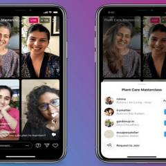 Instagram lanza Live Rooms
